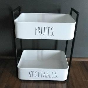 Rae dunn fruit basket